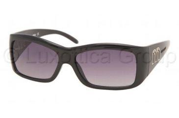 c5c43fd0af6 Miu Miu MU 02HS Sunglasses Styles - Gloss Black Gray Gradient Frame