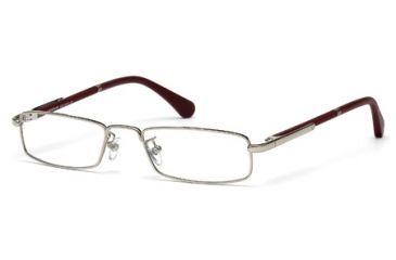 Mont Blanc MB0448 Eyeglass Frames - Matte Palladium Frame Color