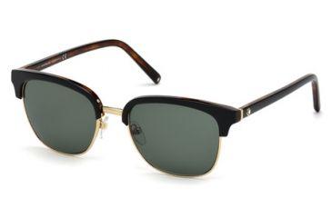577aaca4b9 Mont Blanc MB515S Sunglasses - Black Frame Color