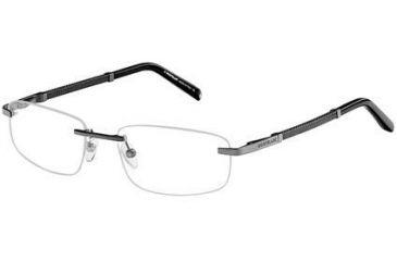 3e403de45842 Montblanc MB0247 Eyeglass Frames - 008 Frame Color