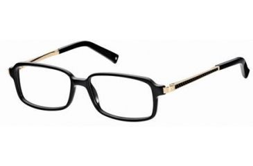 7a0623e3c5 Montblanc MB0298 Eyeglass Frames - 001 Frame Color