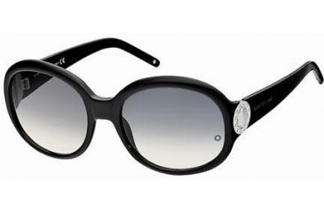 Montblanc MB287S Sunglasses - 01B Frame Color