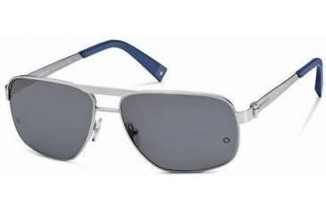 Montblanc MB323S Sunglasses - Shiny Palladium Frame Color
