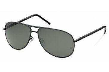 Mont Blanc MB361S Sunglasses - Shiny Black Frame Color