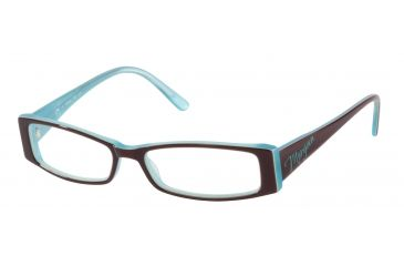 Morgan No. 201033 Eyeglasses - Red Frame and Clear Lens 201033-8069
