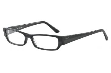 Morgan No. 201049 Eyeglasses - Black Frame and Clear Lens 201049-8840