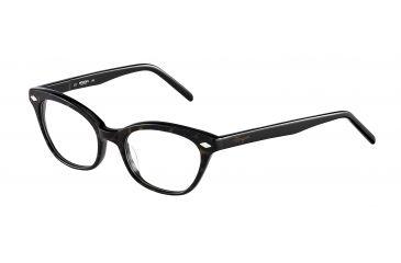 Morgan 201061 Progressive Prescription Eyeglasses - Brown Frame and Clear Lens 201061-6552PR