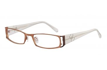 Morgan No. 203072 Eyeglasses - Copper Frame and Clear Lens 203072-503