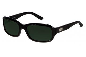 Morgan 207129 Progressive Prescription Sunglasses - Black Frame and Grey Green Lens 207129-610PR