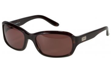 Morgan No. 207129 Sunglasses - Brown Frame and Brown Lens 207129-510