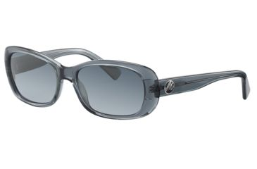 Morgan No. 207133 Sunglasses - Grey Frame and Grey Blue Gradient Lens 207133-6374
