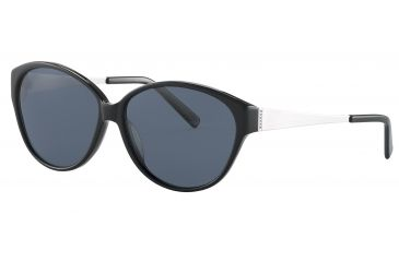 Morgan No. 207204 Sunglasses - Black Frame and Grey Lens 207204-8840