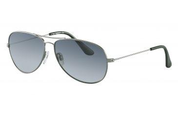Morgan 207336 Single Vision Prescription Sunglasses - Grey Frame and Grey Gradient Lens 207336-100SV