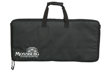 Mossberg Silver Reserve Two-Barrel Soft-Sided Heavy Nylon Case with Logo Black 91004