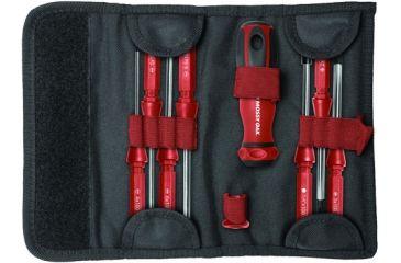 mossy oak gunsmith screwdriver 7 pc set w bag mo country camo mto1007. Black Bedroom Furniture Sets. Home Design Ideas