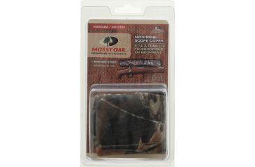 Mossy Oak Neoprene Scope Cover, Break Up, Medium 044951