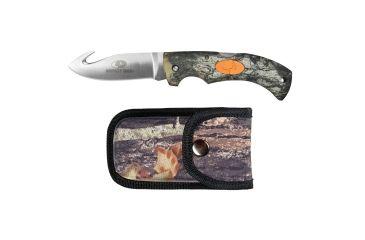 Mossy Oak Pro Hunter Folding Gut Hook Knife 048208