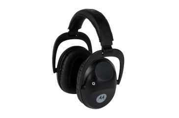 Motorola Isolation Headset, includes cables for two-way radio and audio MHP61
