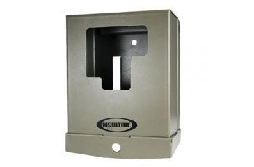 Moultrie Feeders Mini-Cam Panoramic Security Box, White Oak Camo, For 2013 and 2014 M-Series Trail Cameras 193942