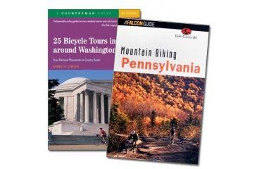 Mountain Biking Washington Dc, Scott Adams & Martin Fernandez, Publisher - Globe Pequot Press