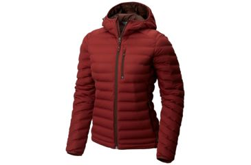 f1b4def8e78 Mountain Hardwear StretchDown Hooded Jacket - Women s