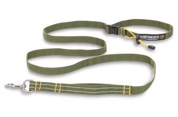 Mountainsmith Adjustable K-9 Leash, Pinon Green, Small-Medium 11-80020R-38