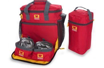 Mountainsmith K-9 Cube Storage Bag,Heritage Red 14-80026-02