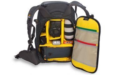 Mountainsmith Parallax Camera Bag,Anvil Grey 14-81240-65