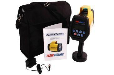 MPH Industries Advantage, Model R Distance Measuring Surveying Laser, Range-only, Ruggedized MPH-ADV-3R01