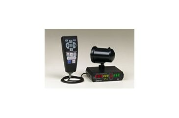 MPH Industries Enforcer Ka-band, North Carolina version, incl. front antenna, wireless remote control, tuning forks, and manual (no fastest) MPHENF02