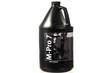 M-Pro 7 Gun Cleaner Bottle 1 Gallon 070-1030