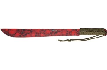 Mtech 440 Stainless Blade Machete, 18in. MT2001RD