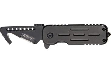 Mtech Linerlock Blade, 3.5in. Closed MT748BKH
