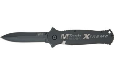 Mtech Xtreme Stainless Linerlock Blade, 5 3/8in. Closed MTX8021BK