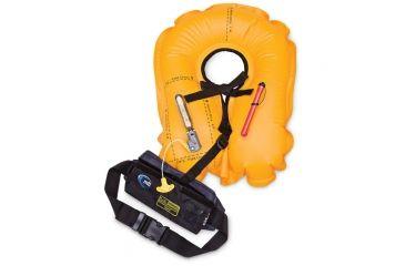 MTI Underdog  Fluid Belt Pack Black MTI-40090KA00