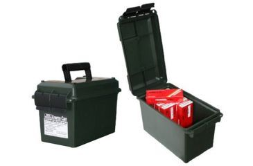 MTM Military Style Ammo Can .50 Caliber Forest Green AC50C-11