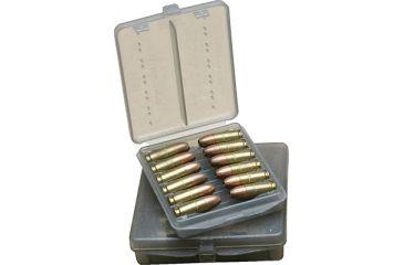 MTM Ammo Wallet .38/.357 12 Cartridge Smoke W12B-38-41