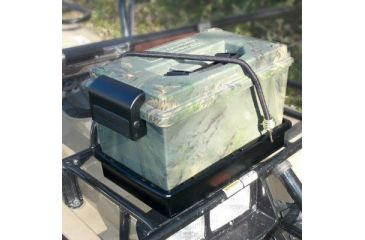 MTM Atv Sportsmen'S Dry Box With Mounting Rack SDB-1ATV-09