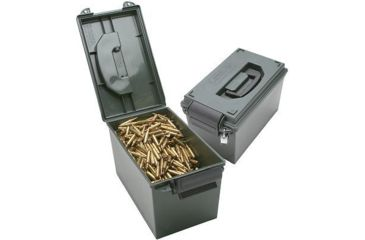 MTM Durable Ammo Can w/Double Padlock Tabs AC11