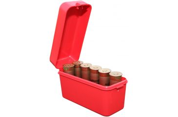 "MTM Shotshell Box 10 Round Flip-Top 12 Gauge Up To 3"" S-10-30"