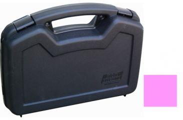 MTM Single Pistol Handgun Case for up to 4in Revolver, Pink 805-27