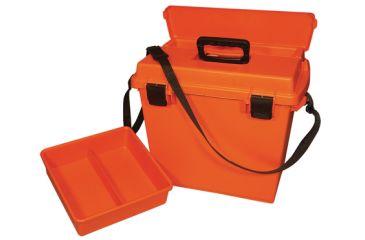 MTM Sportsmens Plus All-Around Utility Dry Box Orange 18x13x15