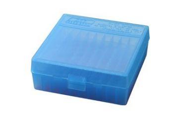 MTM Utility Storage Boxes - Large, Clear Blue