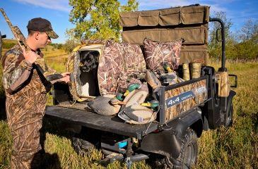 4-Mud River Truck Seat Organizer w/Velcro Pockets