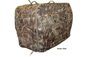 Mud River Bedford Kennel Cover M Max-4 HD Camo