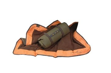 Mud River Cache Cushion, Brown/Orange MR0052