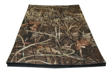 Mud River Crate Cushion M/L - Max4, Realtree Max-4 18487