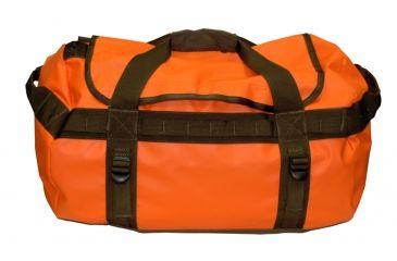Mud River Small Duffel Bag, Orange 18363