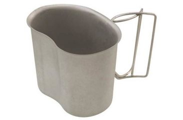 Mustang G.I. Style Aluminum Canteen Cup FP13630