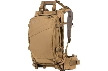 1-Mystery Ranch Cabinet Low Profile Backpack w/ Guide Light Frame